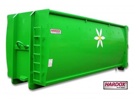 EKO-1 38M3 HARDOX kontener na złom