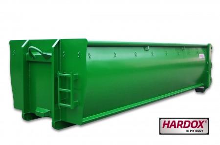 Kontener metalowy EKO-1 22M3 HARDOX do pracy w ekstremalnych warunkach