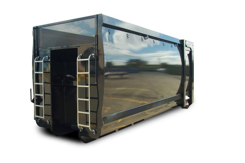 kontener dla rolnictwa EKO-2 z klapami hydraulicznymi 01m