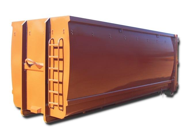 Lekki Kontener metalowy Pol-Osteg EKO-2