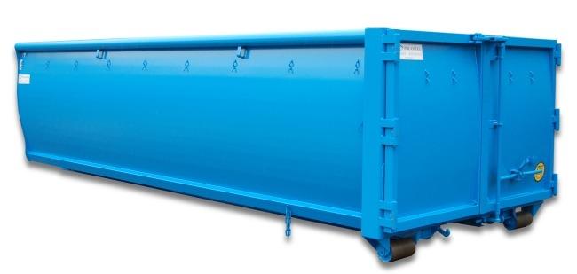 lekki kontener metalowy EKO-1 22 m²