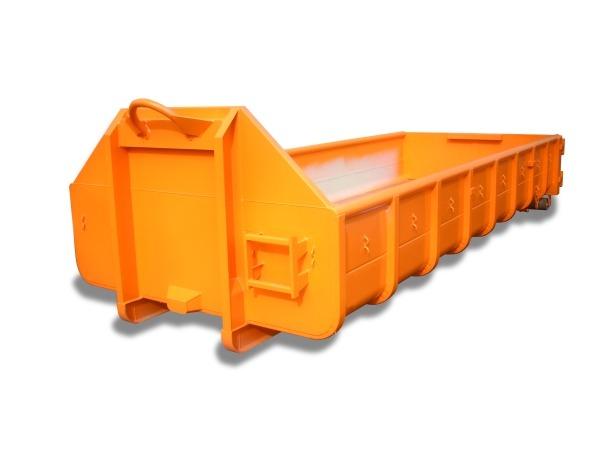 kontener standardowy niski