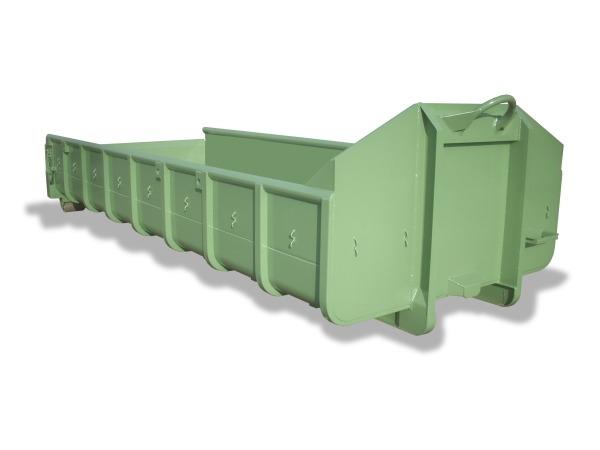 kontener standardowy rolkowy