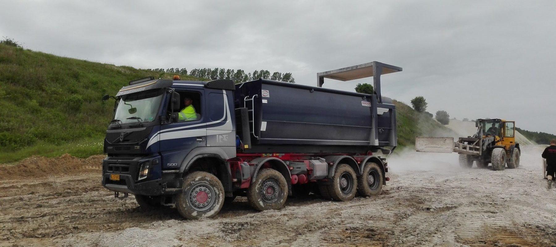 kontener na odpady budowlany
